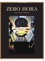 Capa do Jornal Zero Hora