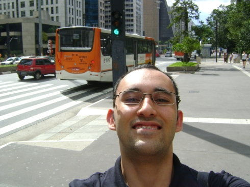 Rogerio na Paulista