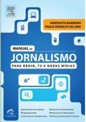 capa manual de jornalismo para radio tv novas midias