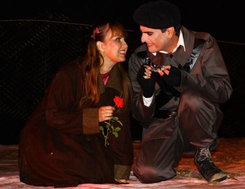 peça La Vie en Rose
