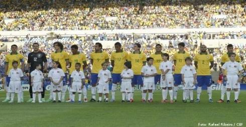 Selecao Brasileira Copa das Confederações