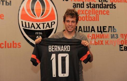 Bernard no Shakhtar