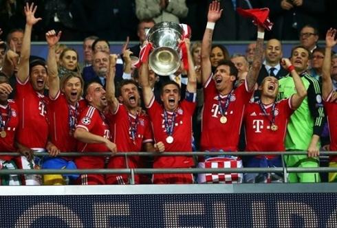 Bayern de Munique campeao Liga dos Campeoes