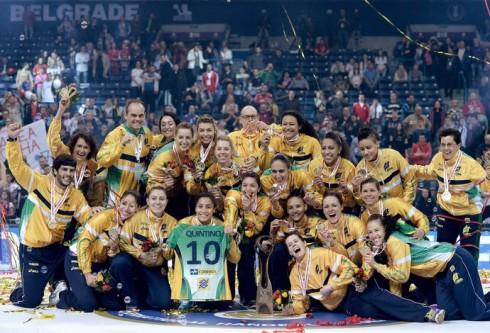 brasil campeao mundial handebol