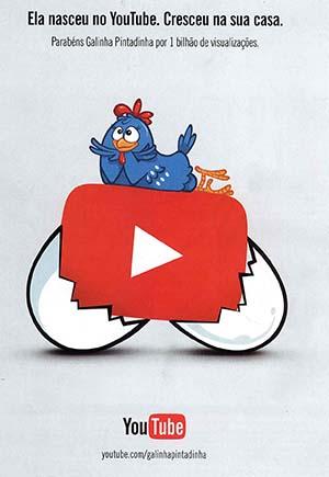 galinha pintadinha contracapa revista veja