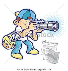 clipart fotografo