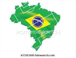 clipart brasil o pais do futebol